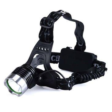 Stirnlampe mit CREE T6 LED für Hochleistung