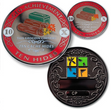Geo-Achievement® Award Coin Set - 10 Hides / 10 Verstecke