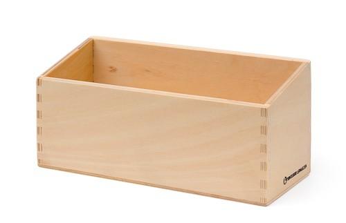 A6 Format Karteibox aus Holz