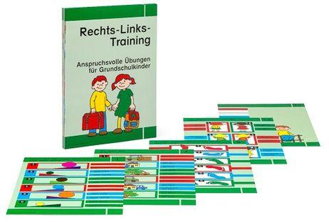 Klammerkarten Rechts-Links-Training