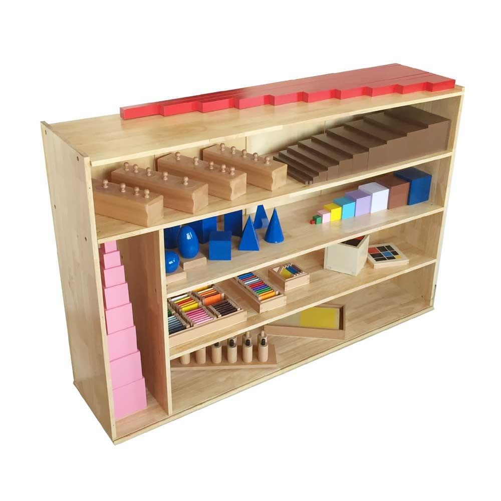 B-Ware Montessori-Material-Paket SONDERAKTION