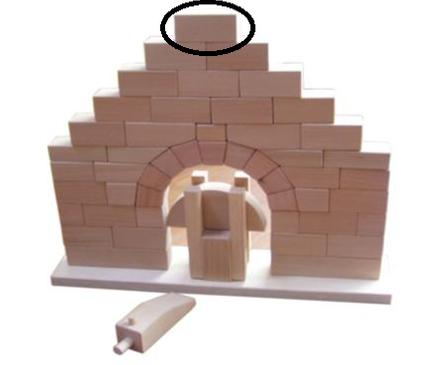 Ersatzteil der Römischen Brücke: Teil 1