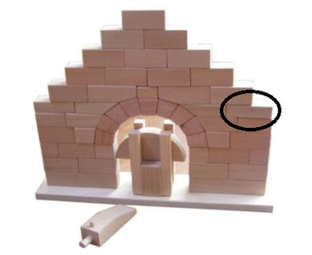 Ersatzteil der Römischen Brücke: Teil 4