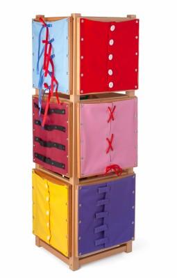 12 Rahmen mit Verschlüssen inkl. Ständer