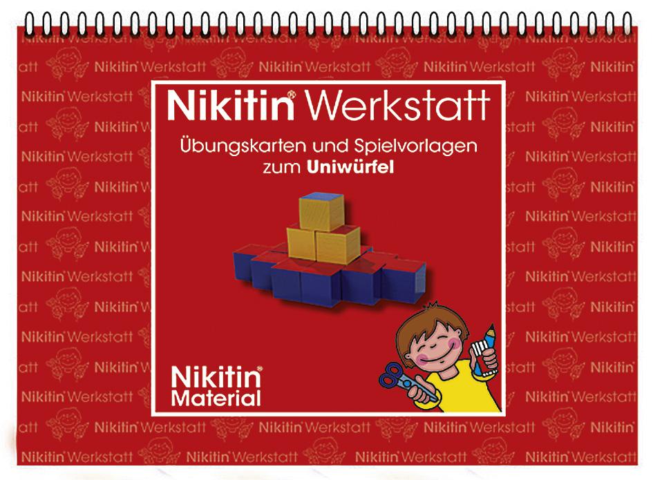 Quaderno di Laboratorio Nikitin per i cubi Uni