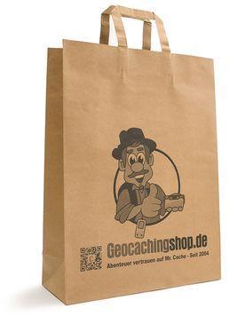 Geocachingshop.de - Papiertragetasche