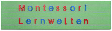 Legematte für das Bewegliche Alphabet