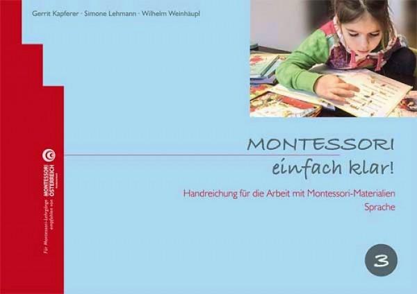Leseprobe Montessori einfach klar! Band 3