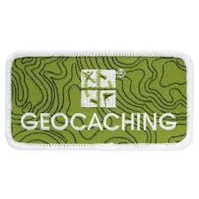 Geocaching Patch