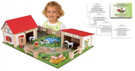 [Paket] Montessori Bauernhof mit Arbeitskartei