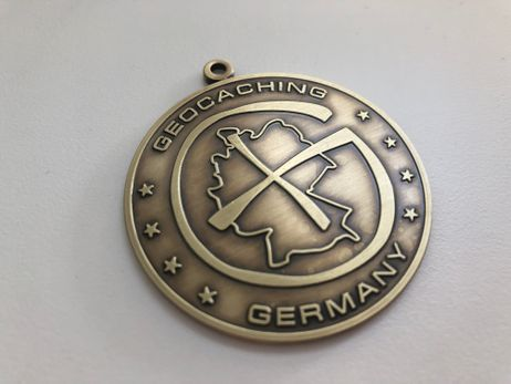 """Germany GeoCoin """"Messing Edition"""""""