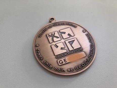 "Germany GeoCoin ""Kupfer Edition"" Bild 2"