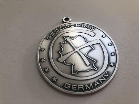 "Germany GeoCoin ""Silber Edition"""