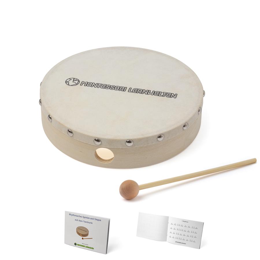 Tamburin für musikalische Früherziehung
