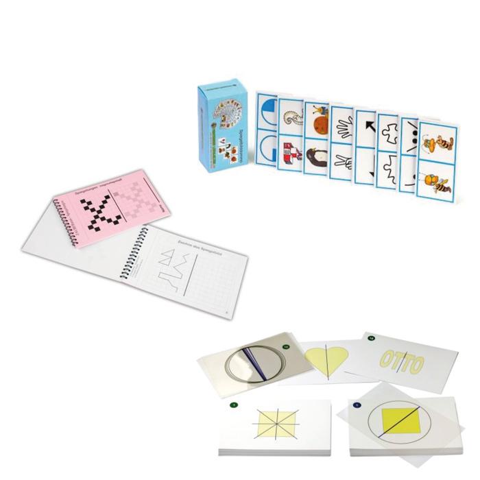 Lernwerkstatt Kopfgeometrie für Kinder von 4 bis 8 Jahren
