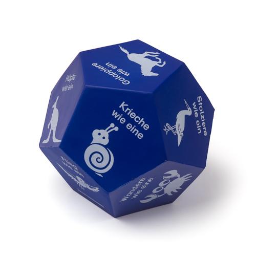 Bewegungswürfel – Das tierische Bewegungsspiel