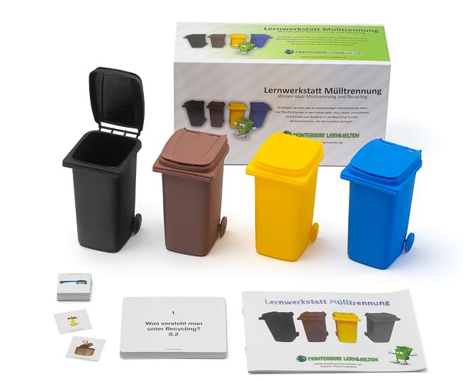 Lernwerkstatt Mülltrennung