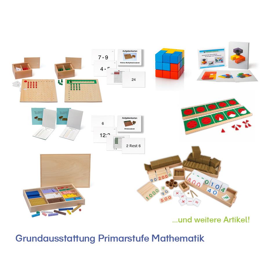 Grundausstattung Primarstufe Mathematik</