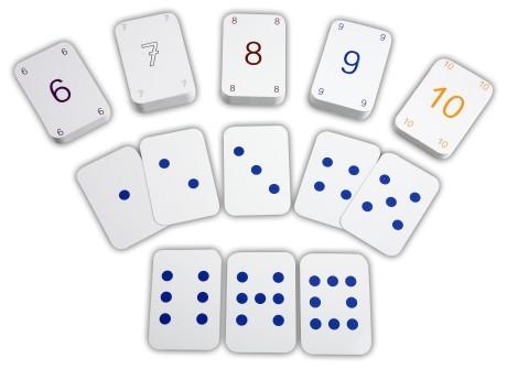 Punktum! Lernspiel zur Zahlenzerlegung