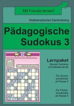 Pädagogische Sudokus 3 (DOWNLOAD)