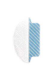 D-S733 - Reusable, moist / dry cleaning cloths for DEEBOT M85S, R95, R96, R98, M88, M81, N78D - 3 pieces