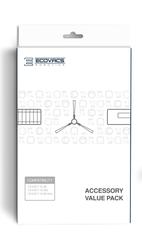 DEEBOT Buddy DA60-KTA Zubehörset - für DEEBOT SLIM und SLIM2 - 4x Seitenbürsten, 3x Feinstaubfilter – Bild 2