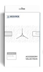 DEEBOT Buddy DK560-KTA Accessory set - for DEEBOT MINI - 4x side brushes, 3x high efficiency filter – Bild 2