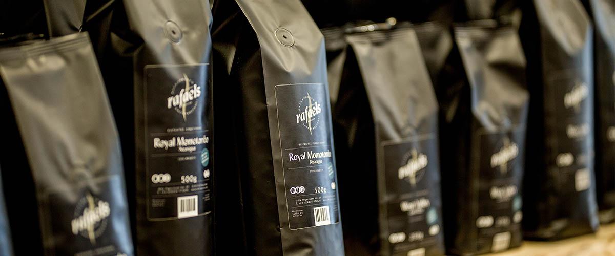 Unsere Kaffee- und Espressosorten