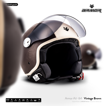 ARROW AV-84 Vintage Brown