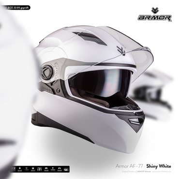 Arrow AF-77 Shiny White
