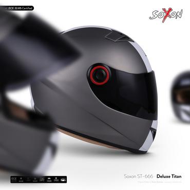 SOXON ST-666 Deluxe Titan