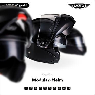 MOTO F19 - Gloss Black
