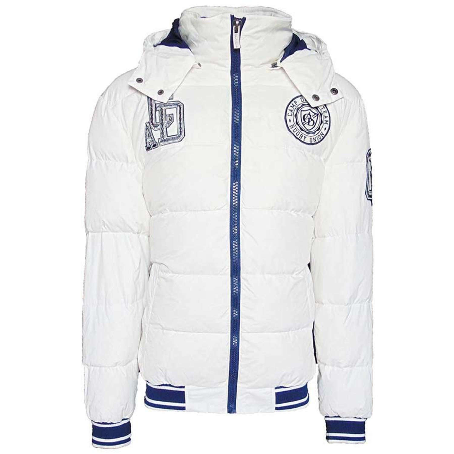 Repliken Angebot Online-Verkauf Camp David World Class Rugby III Herren Winterjacke Daunenjacke
