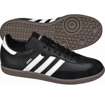 adidas Samba schwarz-weiss