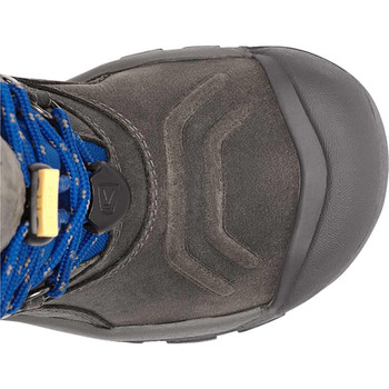 Keen Basin WP Toddler Kinder Winterboots - gargoyle-blue – Bild 2