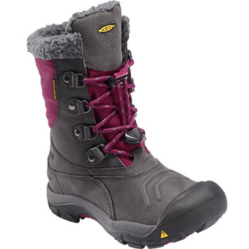 Keen Basin WP Toddler Kinder Winterboots - magnet-raspberry – Bild 1