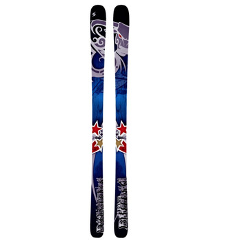 Blizzard Bushwacker Flat blue red white – Bild 2