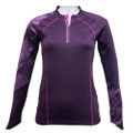 Pro Touch Damen Shirt elasticated Imani  lila 001