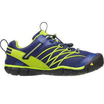 Keen Chandler CNX Y blue depths lime green