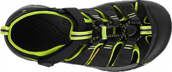 Keen Newport H2 T black lime green – Bild 3
