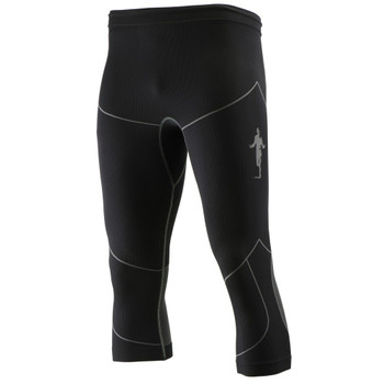 Thoni Mara 3/4 Tight schwarz grau