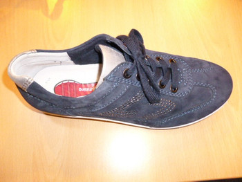 Gabor Sneaker Met.Eclisse marine