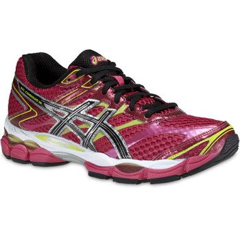 Asics Gel-Cumulus 16 raspberry black lime