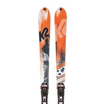 K2 Backup 82 mit F10 Tour Bindung