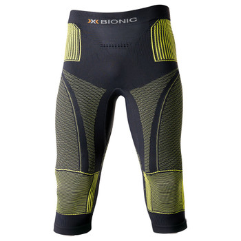 X Bionic Men EAcc. EVO Pant Medium  charcoal-yellow – Bild 3
