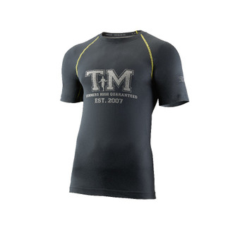 Thoni Mara Herren Ti-Shirt TM dunkelgrau
