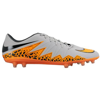 Nike HyperVenom Phatal II (FG) wolf grey/total orange/black