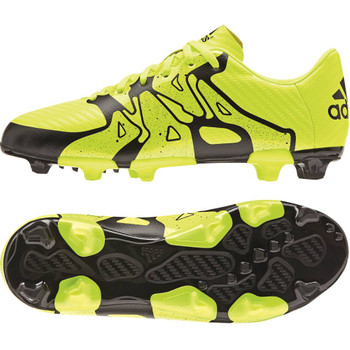 adidas X 15.3 FG/AG Jr solar yellow/solar yellow/core black