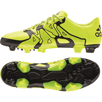 adidas X 15.3 FG/AG solar yellow/core black/frozen yellow