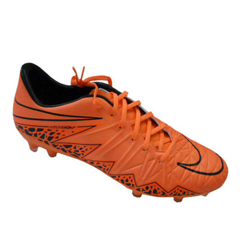 Nike HyperVenom Phelon II (FG) total orange/black/black
